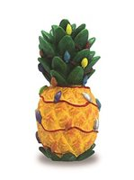 Island Heritage Holiday Pineapple Christmas Ornament