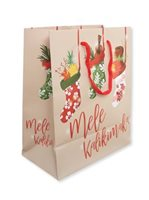 Stockings Mele Kalikimaka Christmas Gift Tote