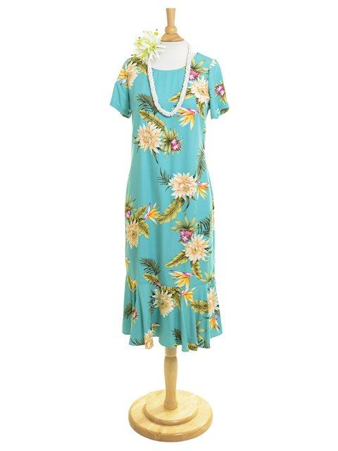 「ハワイ衣装 ムームー 画像」の画像検索結果