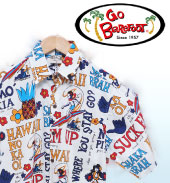 80b31910 Go Barefoot has been designing and producing the finest quality Hawaiian  shirts for over 60years. The roots of