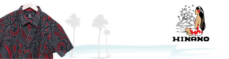 Blue Hawaiian Print Skirt Hula Dancers Diamond Head Palm Trees Size Large Modern Design Collectibles