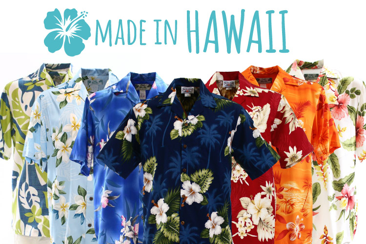 5da0b6cb Hawaiian Shirts | Free Shipping from Hawaii!