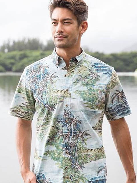 f2365b7f These retro aloha shirts are for today's connoisseur or collector who wants  to wear a unique piece of apparel art from the Hawaiian Islands.