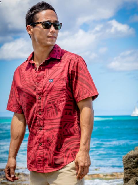 07d5bc2b ハワイのロコに大人気のブランドRix Island Wear (リックス アイランド  ウエア)は、プリントデザインから、裁断・縫製に至るまで、全てメイドインハワイにこだわった ...