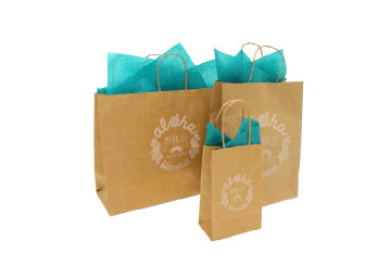 Message Cards; Wrapping Materials