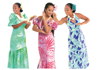 Hula Dress Size Order